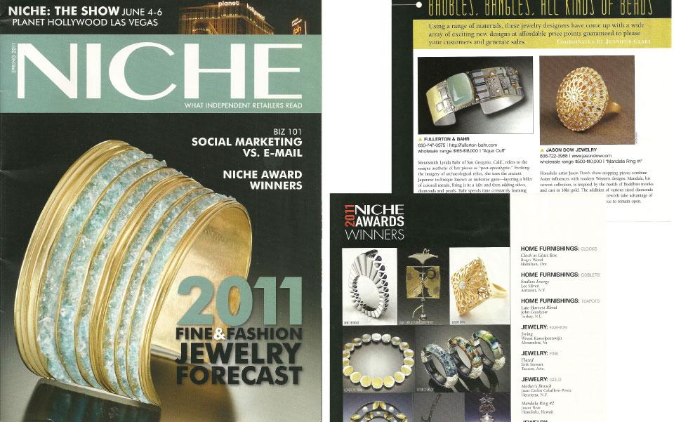 Niche Magazine - Spring 2011