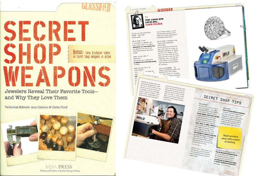 Secret Shop Weapons - MJSA Press 2012