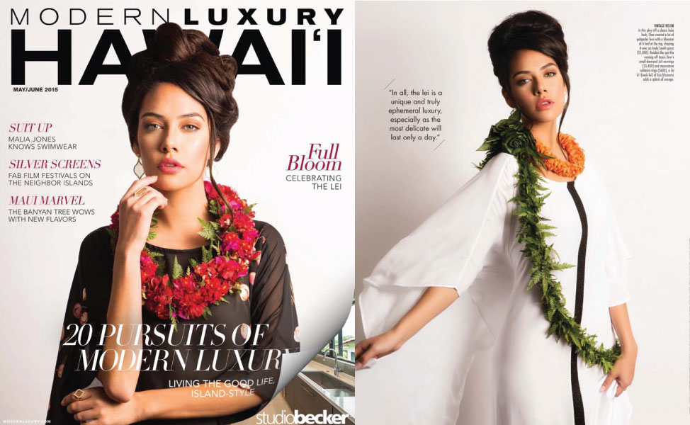 Hawaii Modern Luxury - June 2015