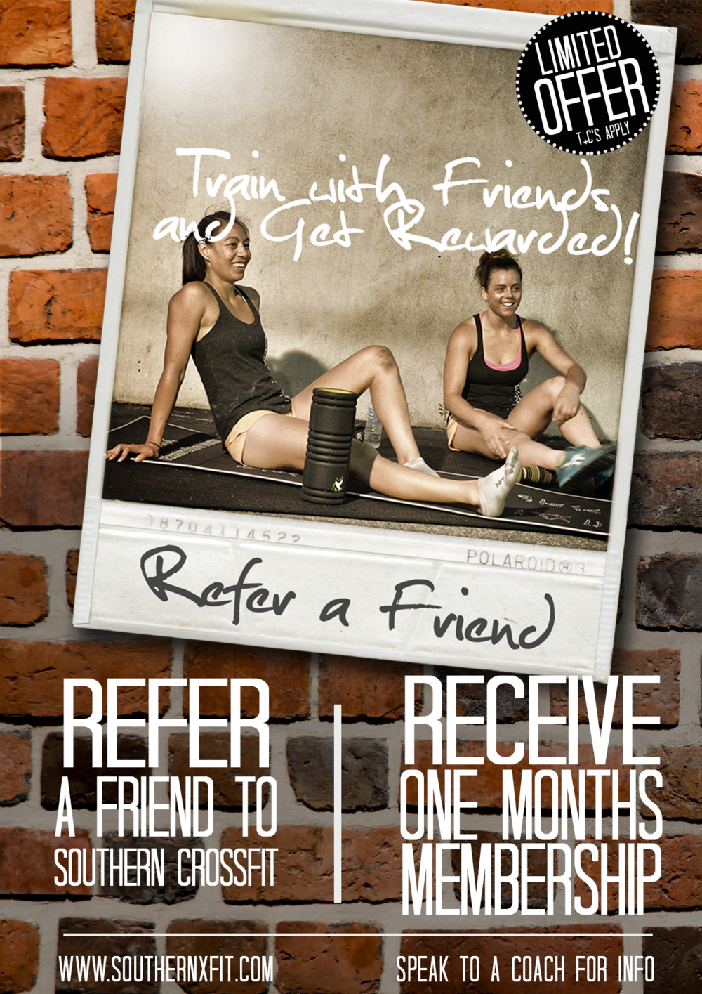 Southern CrossFit - Bring a Friend (A4 Poster) 2 Rev 1.5.png
