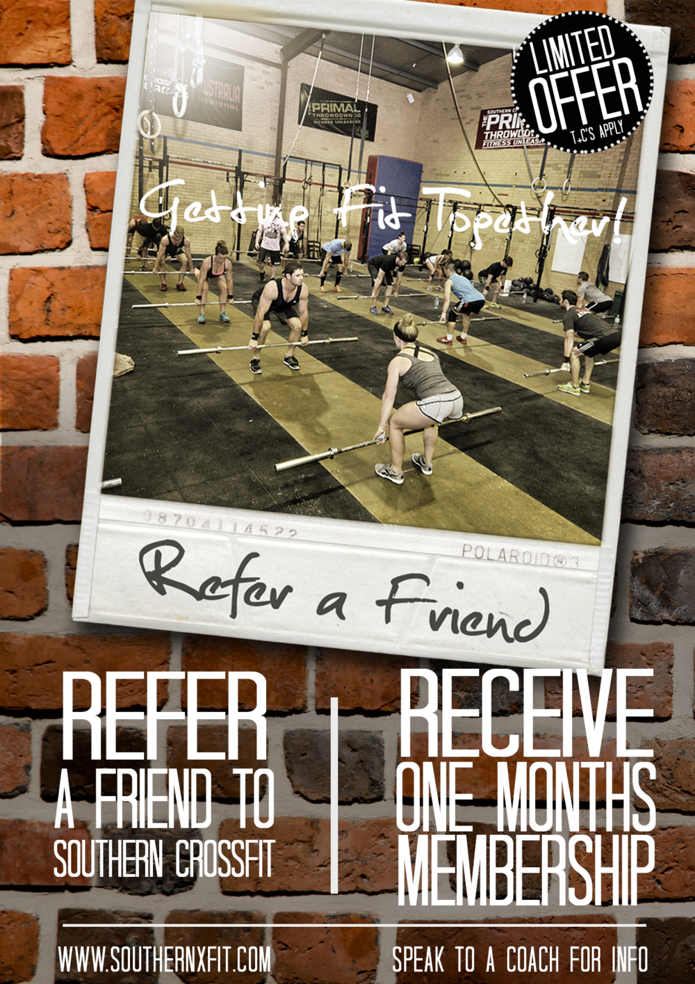 Southern CrossFit - Bring a Friend (A4 Poster) 3 Rev 1.5.png