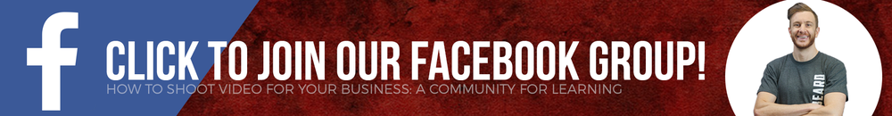 Learn with the Beard - How to Shoot Video For Your Business Facebook Group.png