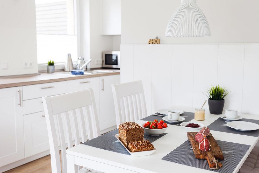 Apartment Fotografie Schleswig Holstein