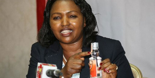Tabitha Karanja, founder and CEO of Keroche Breweries