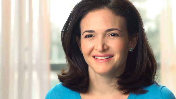 Sheryl Sandberg, American technology executive, activist, and author