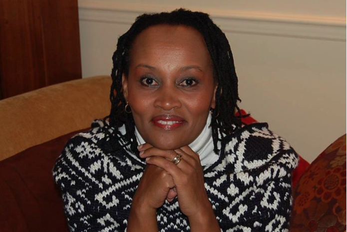 Njeri Rionge , co-founder of Wananchi Online, Kenya