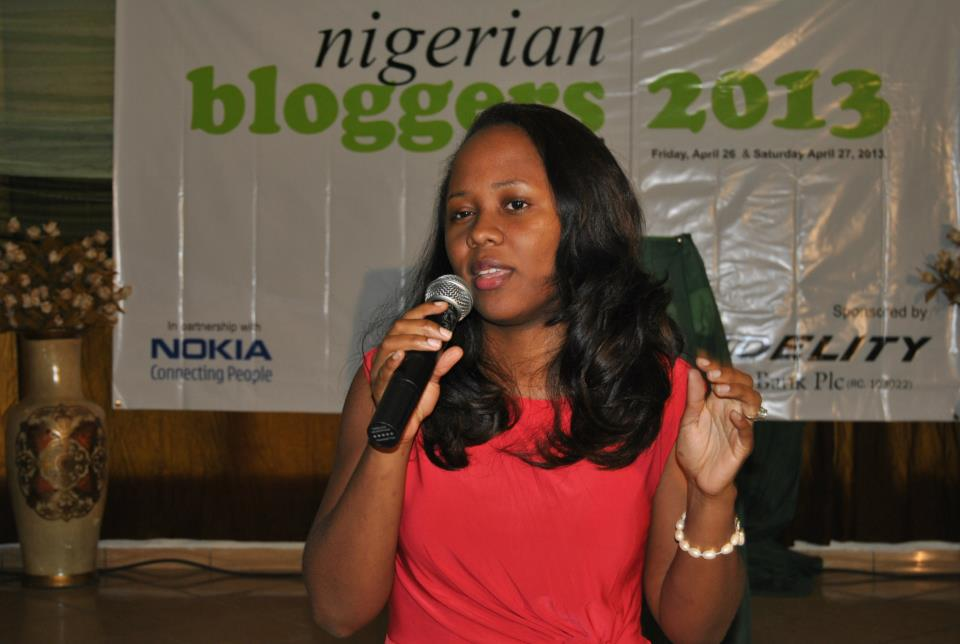 Uche Pedro ,  founder of   BellaNaija.com  (Nigeria)