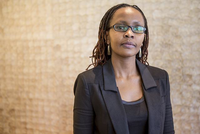 Juliana Rotich, technologist and social entrepreneur (Kenya)