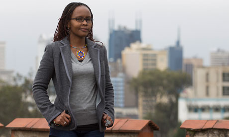 Juliana Rotich ,   co-founder and executive director of   Ushahidi