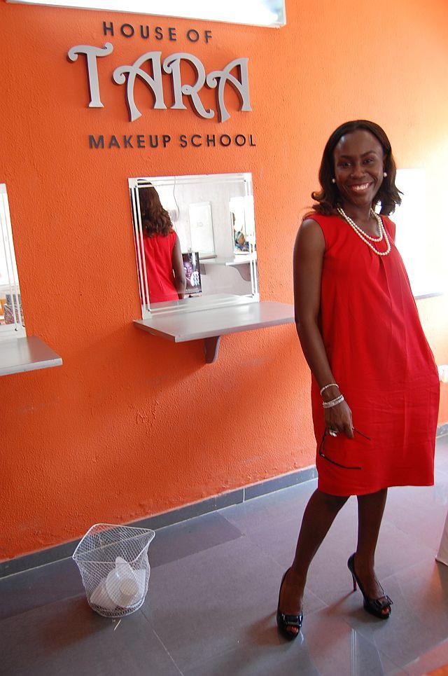 Tara Fela-Durotoye, founder of House of Tara - Africa's beauty ...