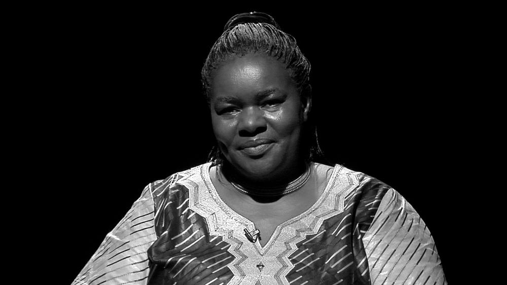 Victoria Kisyombe , founder of SELFINA