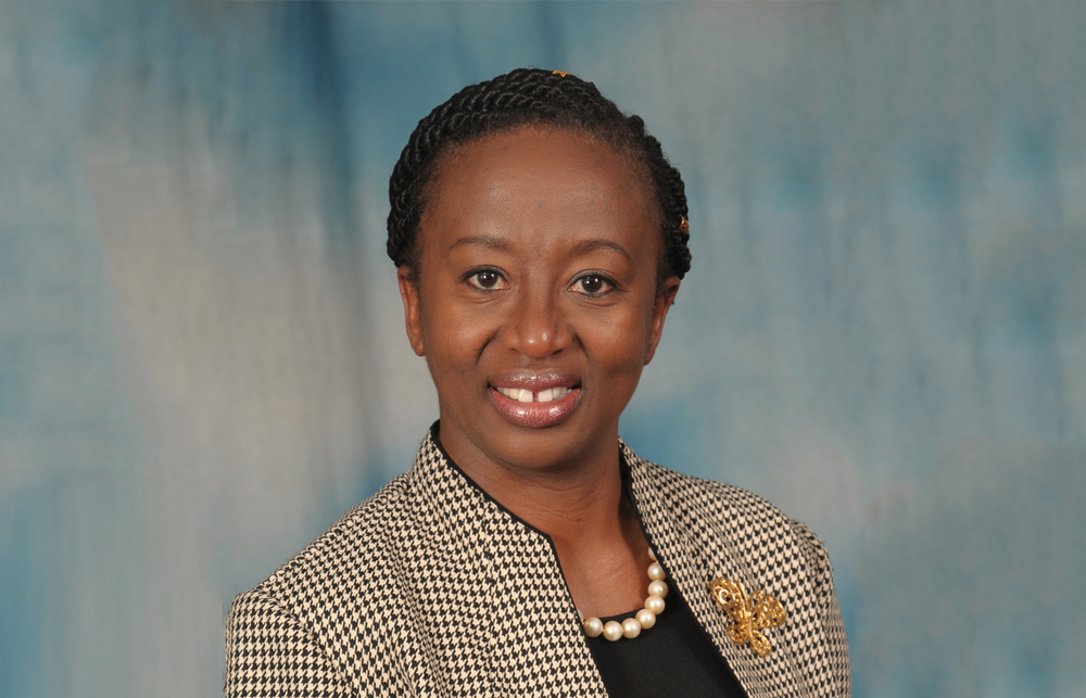 Eva Muraya , f  ounder and CEO of  Brand Strategy and Design , Kenya