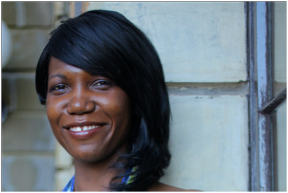 Susan Mashibe, founder of Via Aviation, Tanzania
