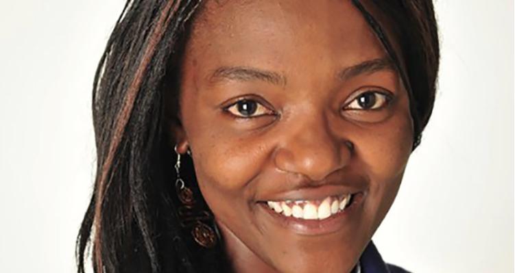 Zaza Motha, founder ofPOUT, South Africa