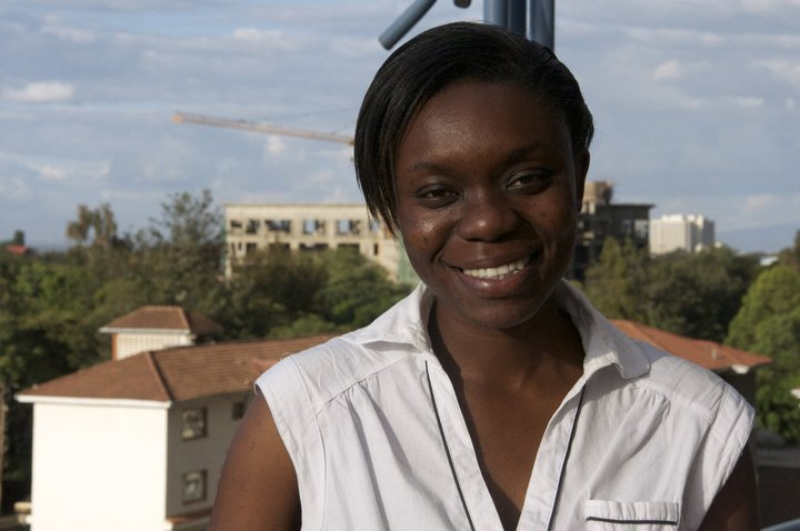 Judith Owigar,  co-founder and executive director of    Akirachix