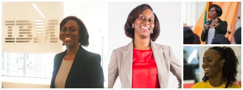 Ethel Cofie, founderEdel Consultancy, Ghana