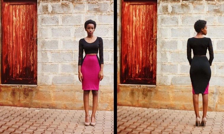 Juliana Nasasira 's Kwesh is a Ugandan-based fashion brand creating ready-to-wear and bespoke apparel for both women and men, combining contemporary African-inspired design with skilfully crafted quality