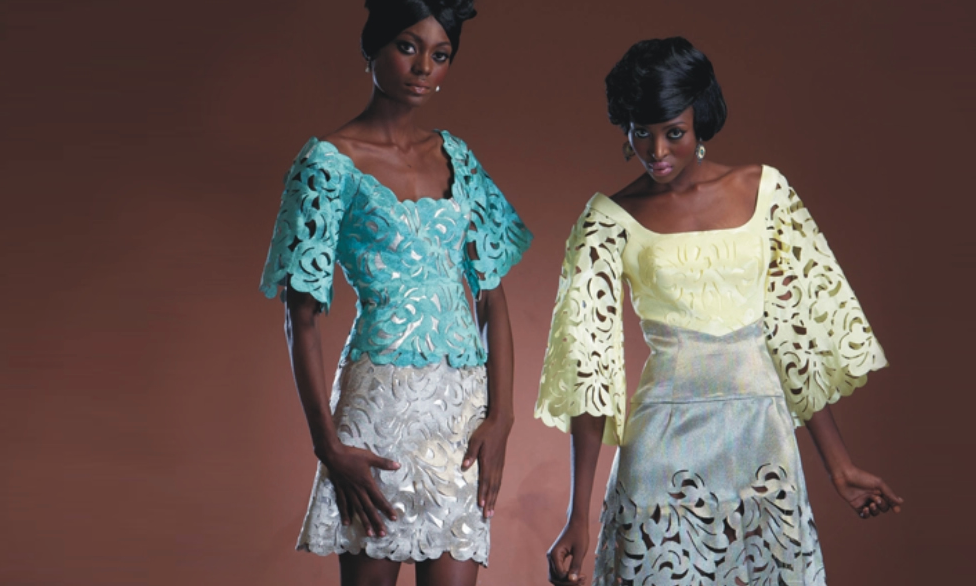 Deola Sagoe the leading lady of African haute couture fashion from Nigeria creating a globally appealing style