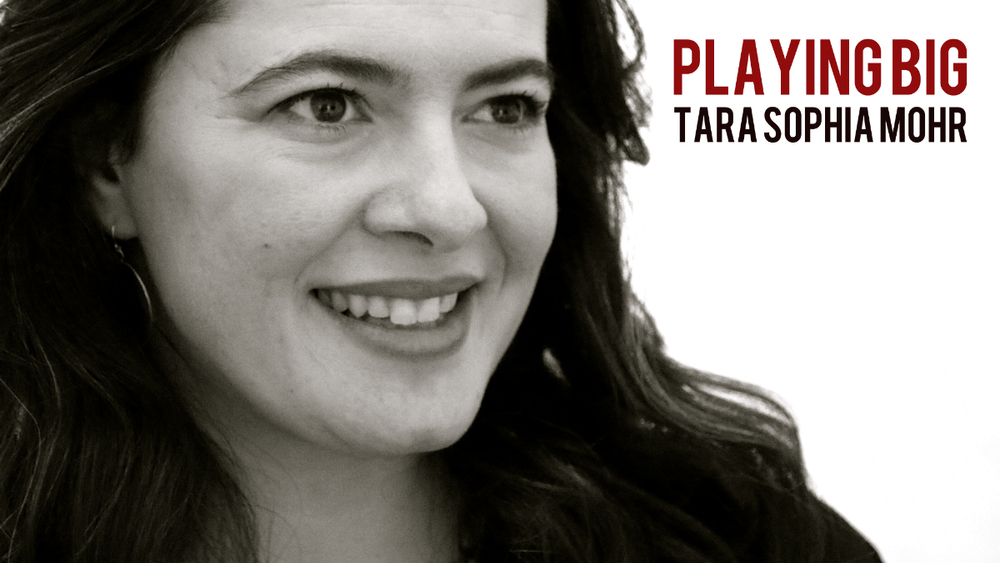 Tara Mohr , author of 'Playing Big'