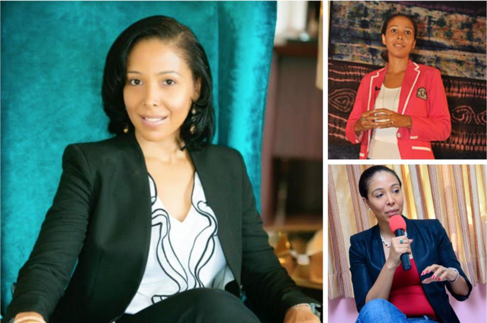 Nkemdilim Begho   , a Nigerian serial entrepreneur