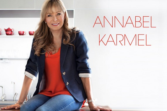 Annabel Karmel , author of 'Mumpreneur'