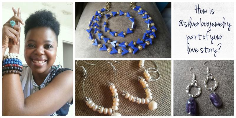 Rachel Phiri , founder of Silverbox Jewellery (Zimbabwe)