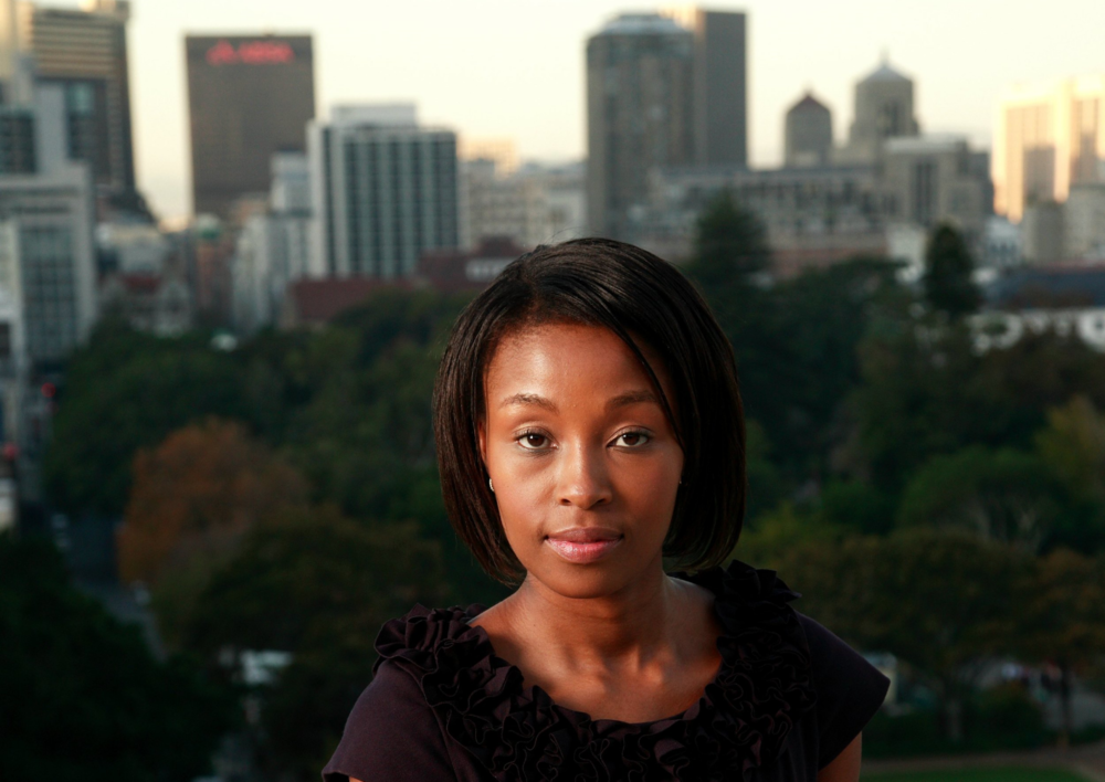 Rapelang Rabana, founder of Rekindle Learning (South Africa)