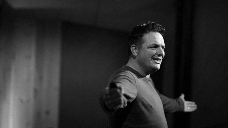 Mark Shayler, author of 'Do, Disrupt, Change the Status Quo - or Become It'
