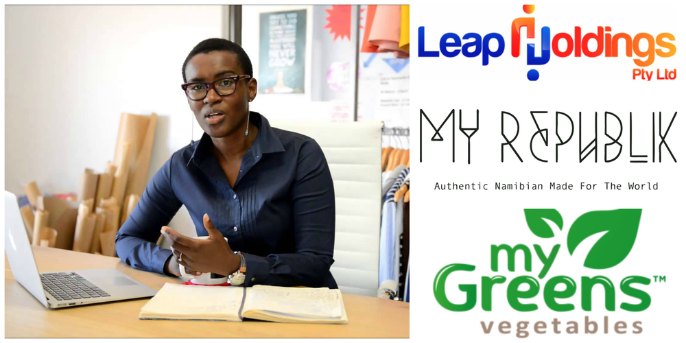 Ally Angula, founder of Leap Holdings