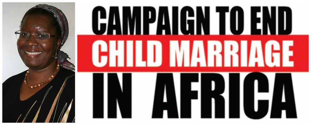 Nyaradzayi Gumbonzvandi,African Union Goodwill Ambassador for Ending Child Marriage