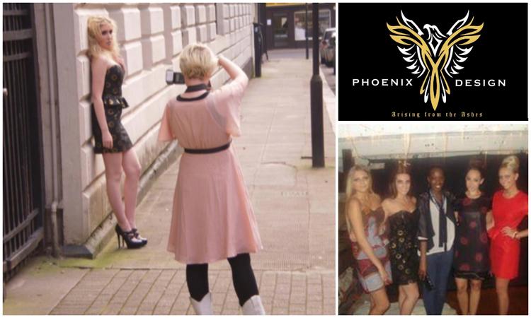 Phoenix Design Project Portfolio