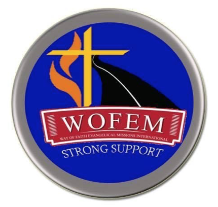 Phoenix Design designed the official logo for WOFEM - the Way of Faith Evangelical Ministries Church in 2014