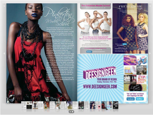 Phoenix Design is a contributor to TLG Magazine