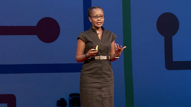 Juliana Rotich, co-founder and executive director of Ushahidi  & BRCK Inc.