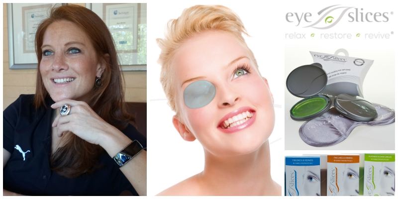 Kerryne Krause Neufeldt, founder of eyeSlices® (South Africa)