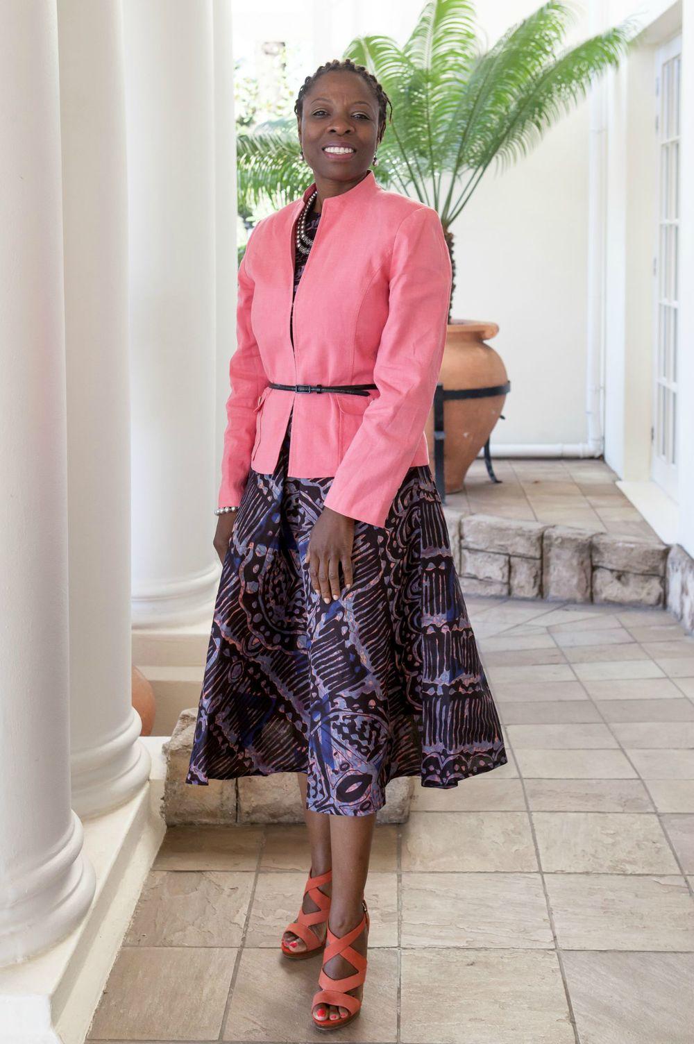 Achenyo Idachaba, founder of Mitimeth (Nigeria)