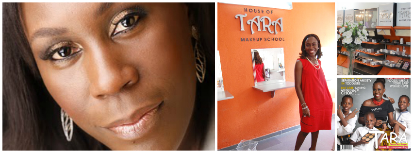 Tara Fela-Durotoye, founder of House of Tara