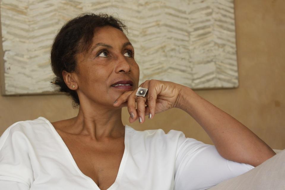 Aïssa Dione ,founder of  Aissa Dione Tissus , Senegal