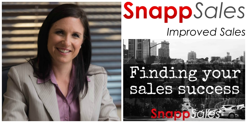 Karen Wessels, co-founder of SnappSales (South Africa)