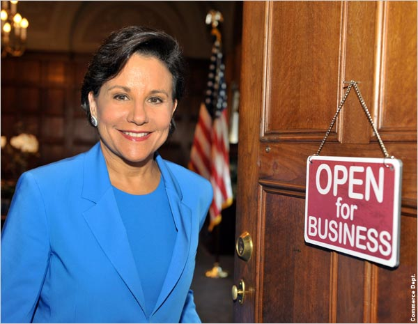 Penny Pritzker , U.S. Secretary of Commerce