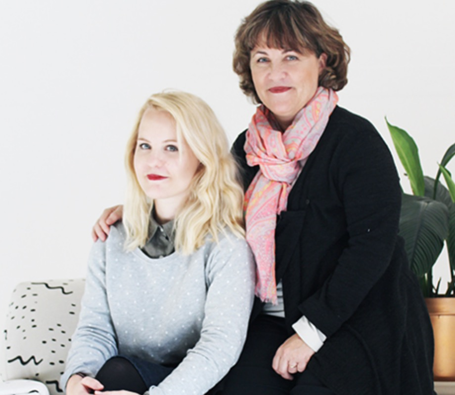 Zana founders, Sue and Robyn Britz