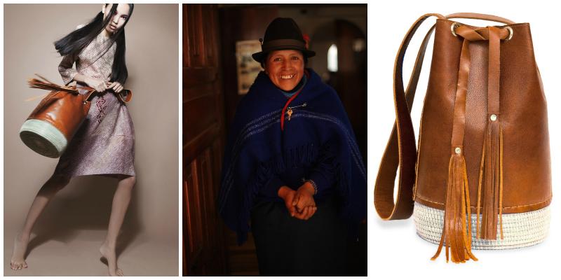 ROSA Bucket Bag