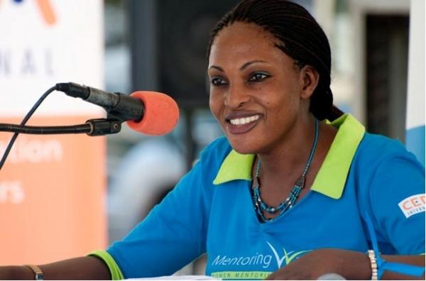 Rehmah Kasule,author,entrepreneur and women's empowerment activist