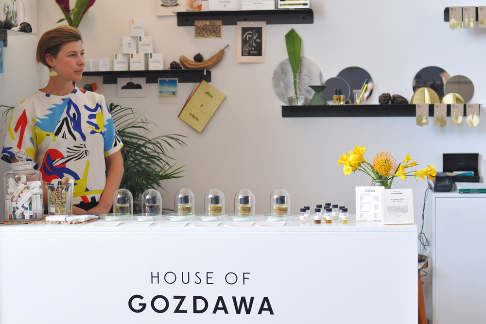 Agata Karolina, founder of House of Gozdawa (South Africa)