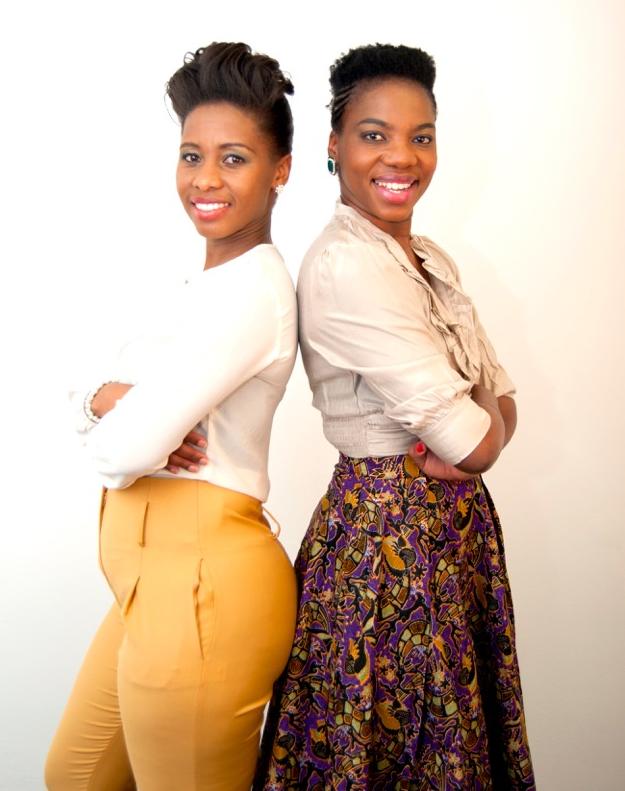 Nobuntu Webster and Sibahle Malunga