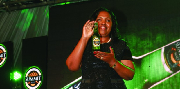 Tabitha Karanja , founder and CEO of  Keroche Breweries