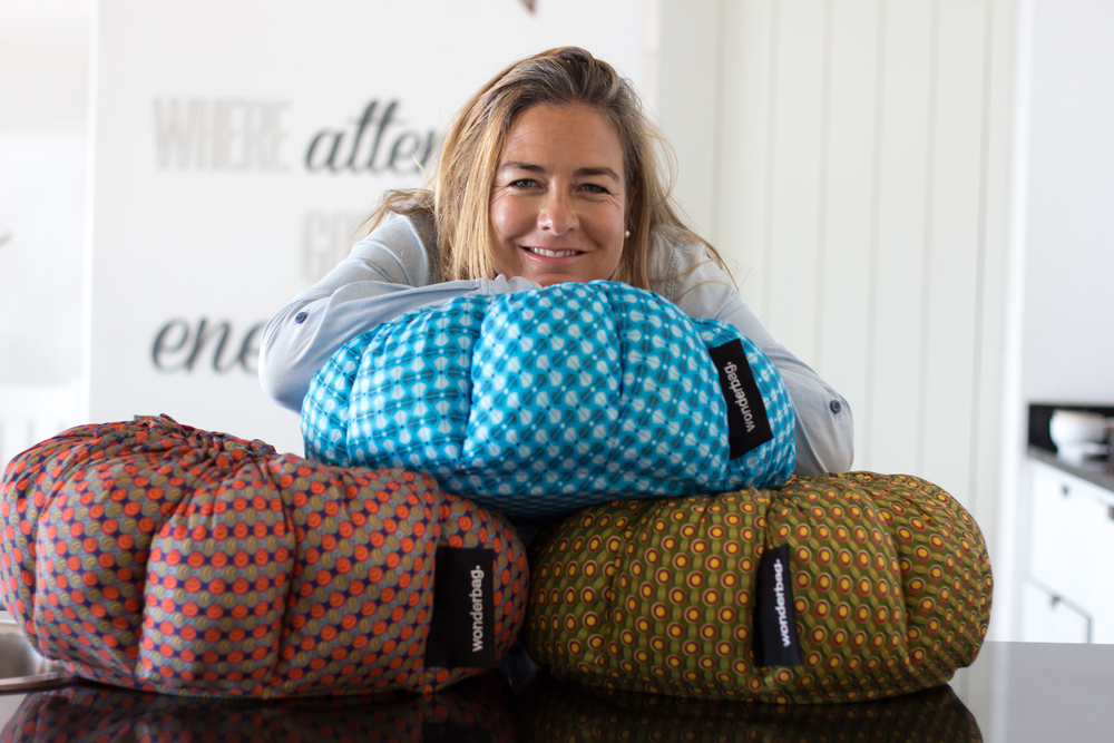 Sarah Collins, founder and CEO of Wonderbag
