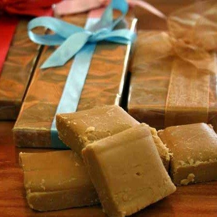 A Bar of Fantastic Original Fudge | by Tasha's Fantastic Fudge | founder, Tasha Jardim (South Africa)