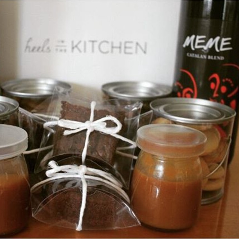 Heels in the Kitchen Goody Bag | by Heels in the Kitchen | founder, Imoteda Aladekomo (Nigeria)