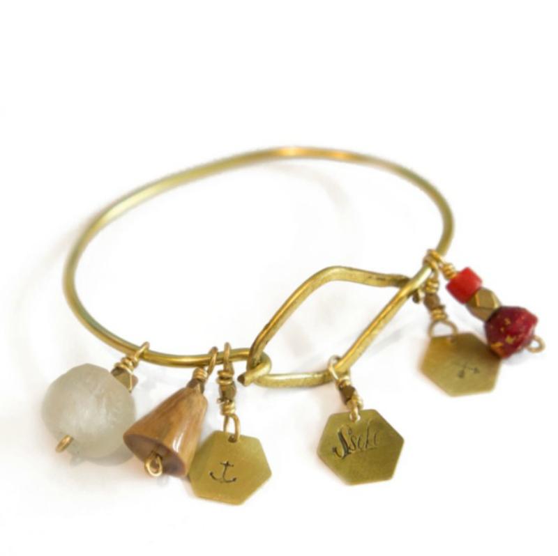 Inspiration Bracelet | by Sseko Designs | founder, Liz Forkin Bohannon (Uganda/USA)
